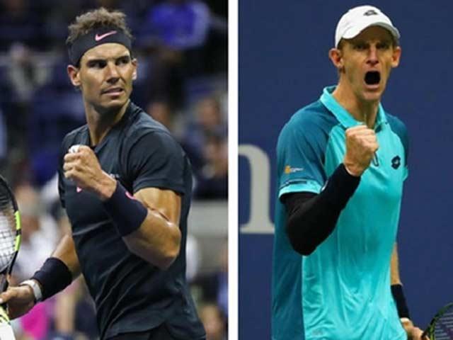 TRỰC TIẾP Nadal - Anderson: Lợi thế cực lớn (Chung kết US Open)