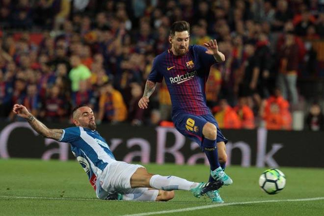 """Barca thắng """"bàn tay nhỏ"""": Ma thuật Messi, hào quang hé mở - 1"""