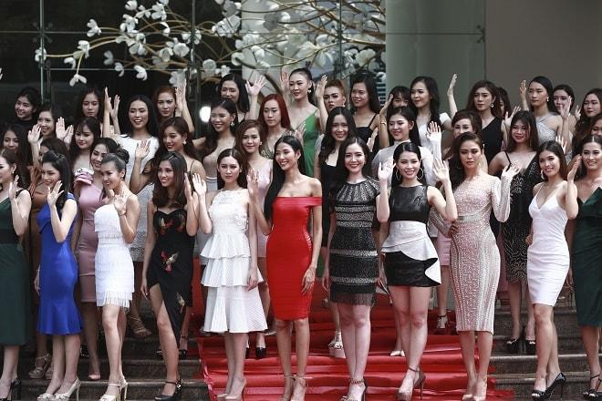 """Dàn ngọc nữ có vòng 3 gần 1 mét gây """"náo loạn"""" sơ khảo hoa hậu - 1"""