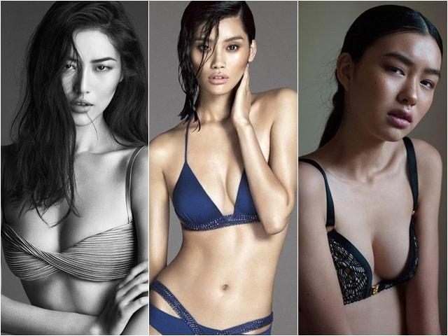 """Ngắm """"binh đoàn chân dài"""" Trung Quốc diễn Victoria's Secret 2017"""