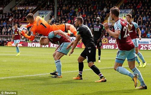 Chi tiết Burnley - Crystal Palace: Ôm đầu tiếc nuối (KT) - 6