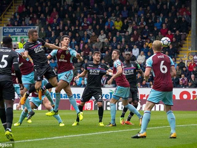 Burnley - Crystal Palace: Tinh quái chớp cơ hội, 3 điểm ngọt ngào