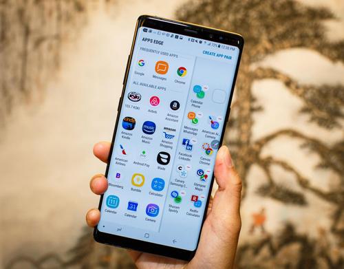Chưa lên kệ, nhưng Galaxy Note 8 vẫn có lượng đặt hàng ấn tượng - 4