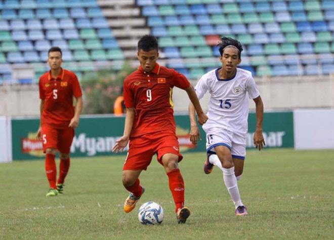 U18 Việt Nam sẽ rút kinh nghiệm từ U22 - 1