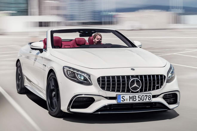 Mercedes-Benz S-Class Cabriolet 2018 ra mắt - 5