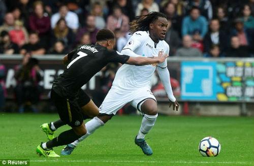Chi tiết Swansea - Newcastle: Bất lực mất 3 điểm (KT) - 3
