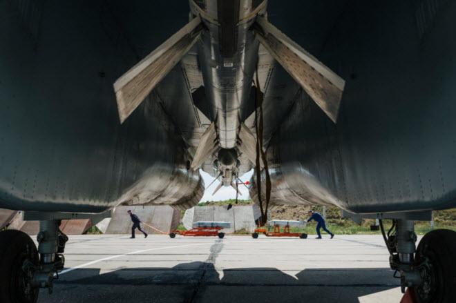 11 hình ảnh ấn tượng về chiến đấu cơ Su-30SM mới nhất của Nga - 5