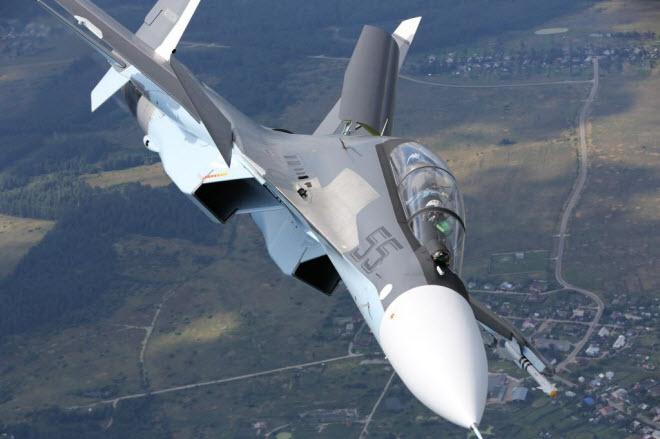 11 hình ảnh ấn tượng về chiến đấu cơ Su-30SM mới nhất của Nga - 8