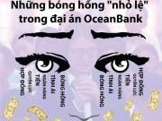 An ninh Xã hội - Infographic: Những bóng hồng 'nhỏ lệ' trong đại án OceanBank