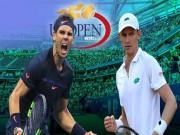 Thể thao - Chung kết US Open Nadal - Anderson: Huyền thoại và chuyện cổ tích