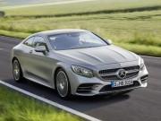 Tin tức ô tô - Mercedes-Benz S-Class Coupe 2018 lộ diện