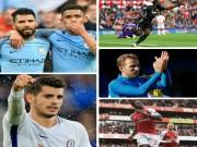 Bóng đá - Siêu tiền đạo Ngoại Hạng Anh: Welbeck che mờ dàn sao Lukaku, Morata, Aguero