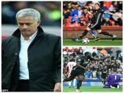 Bóng đá - MU - Mourinho đứt mạch thắng: 1 trận hòa quý hơn 3 điểm