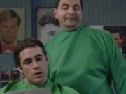 Khi Mr Bean làm thợ cắt tóc