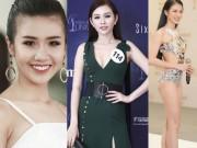 """Thời trang - Dàn ngọc nữ có vòng 3 gần 1 mét gây """"náo loạn"""" sơ khảo hoa hậu"""