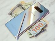 Dế sắp ra lò - Chưa lên kệ, nhưng Galaxy Note 8 vẫn có lượng đặt hàng ấn tượng