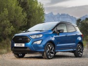 Tư vấn - Ford EcoSport 2018 có giá từ 477 triệu đồng