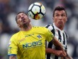 """Juventus - Chievo: """"Quà trời cho"""" và 2 sao sáng nhả đạn"""