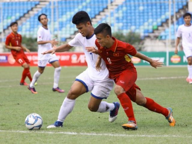 """Giải U18 Đông Nam Á: U18 Việt Nam ngại """"bóng ma"""" SEA Games 29?"""