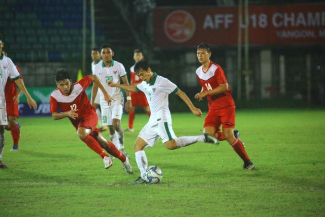 """Giải U18 Đông Nam Á: U18 Việt Nam ngại """"bóng ma"""" SEA Games 29? - 4"""