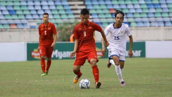 """Giải U18 Đông Nam Á: U18 Việt Nam ngại """"bóng ma"""" SEA Games 29? - 2"""