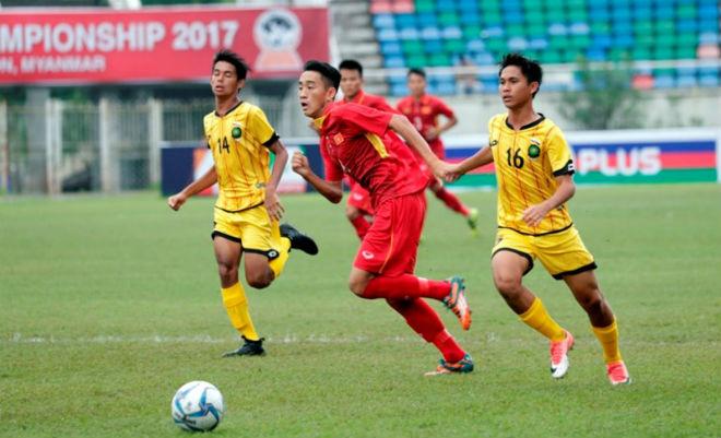 """Giải U18 Đông Nam Á: U18 Việt Nam ngại """"bóng ma"""" SEA Games 29? - 1"""