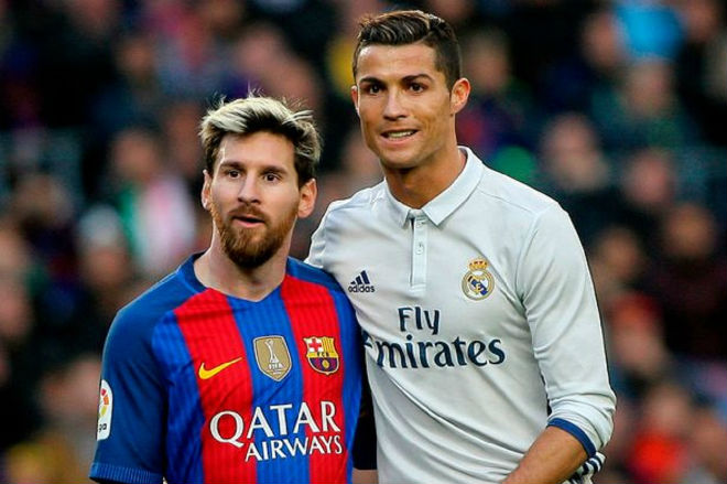 Cuộc đào tẩu thế kỷ: Messi đến Real miễn phí, thay thế Ronaldo? - 1