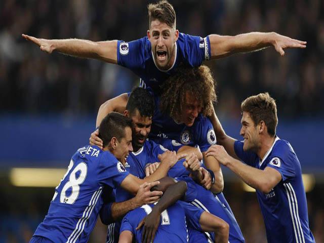 """MU và Man City hoan hỉ """"cầm cờ"""", coi chừng Chelsea cho """"sấp mặt"""""""