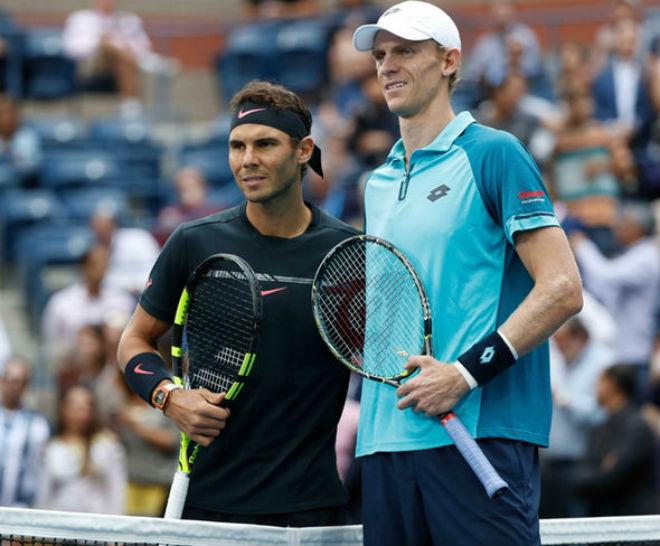 Nadal - Anderson: Đòn hủy diệt của đấng quân vương (Chung kết US Open) - 1