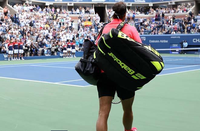 Chung kết US Open 2017: Nadal đăng quang ngọt ngào, Anderson tâm phục - 1