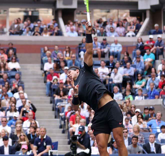 Chung kết US Open 2017: Nadal đăng quang ngọt ngào, Anderson tâm phục - 3