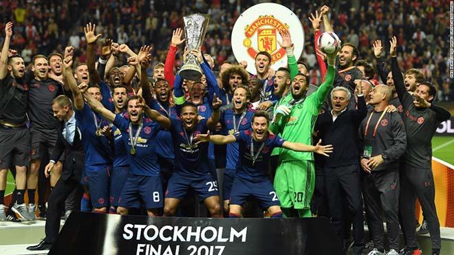 """MU trở lại Champions League: Mourinho ôm mộng lớn """"kinh thiên động địa"""" - 2"""
