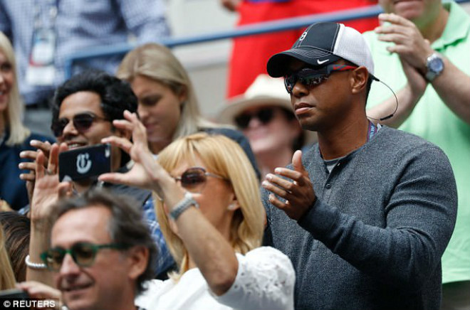 Dàn SAO Hollywood dự khán chung kết US Open, mê mẩn Nadal - 7