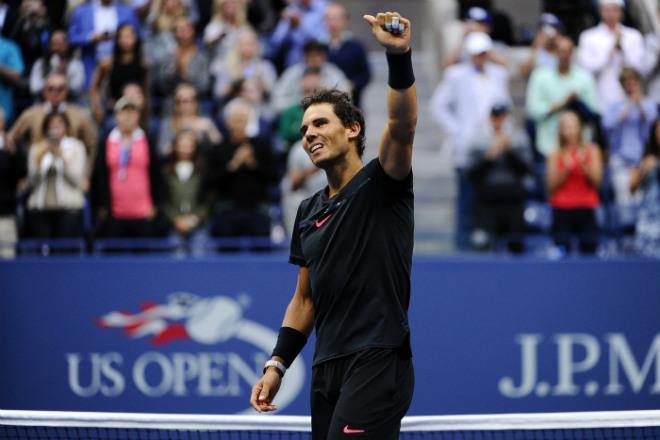 Dàn SAO Hollywood dự khán chung kết US Open, mê mẩn Nadal - 2