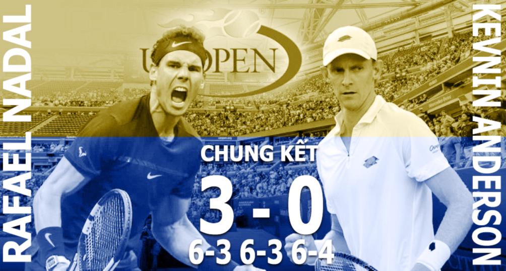 Nadal vô địch US Open: Chiến binh bất tử của quần vợt hiện đại (Infographic) - 2