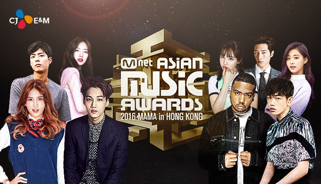Giải âm nhạc lớn nhất châu Á MAMA được tổ chức ở Việt Nam - 1
