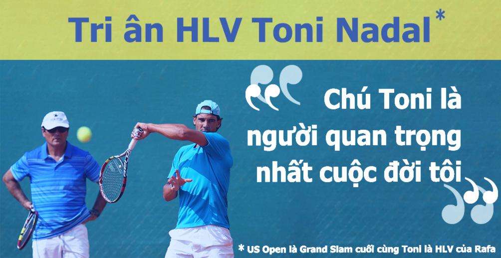 Nadal vô địch US Open: Chiến binh bất tử của quần vợt hiện đại (Infographic) - 7
