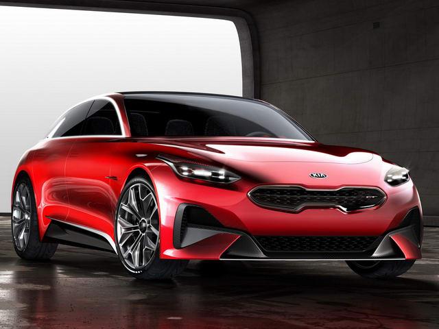 Kia sắp tung concept xe thể thao Proceed tuyệt đẹp - 1