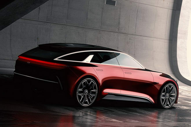 Kia sắp tung concept xe thể thao Proceed tuyệt đẹp - 3
