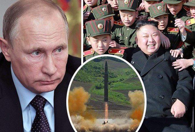 Nga đang làm gì với Triều Tiên? - 1