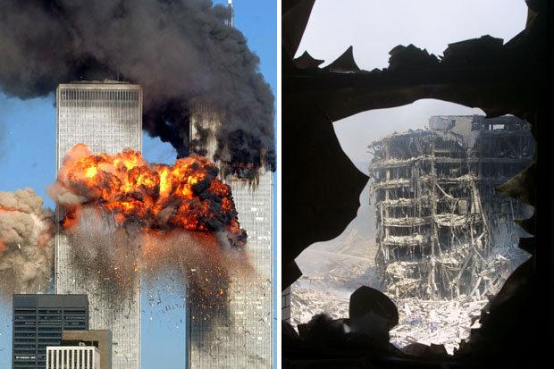Video: Có bom cài sẵn đánh sập tháp đôi vụ khủng bố 11.9? - 1
