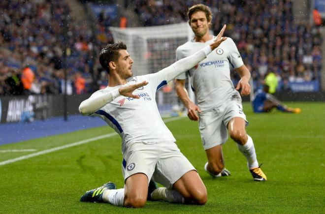 Tiêu điểm V4 Ngoại hạng Anh: MU - Man City thống lĩnh, Chelsea tỉnh giấc - 2