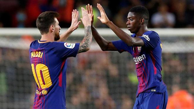 """Tiêu điểm V3 La Liga: """"Máy ghi bàn"""" Messi, Real nhớ Ronaldo phát điên - 2"""