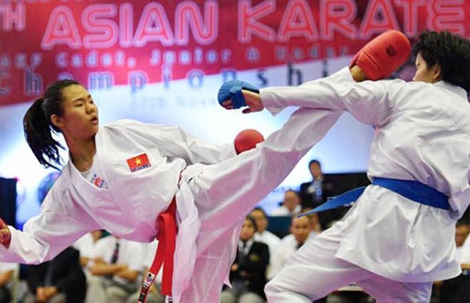 Tin HOT thể thao 11/9: Nữ võ sỹ Việt Nam giành HCV lịch sử giải thế giới - 1