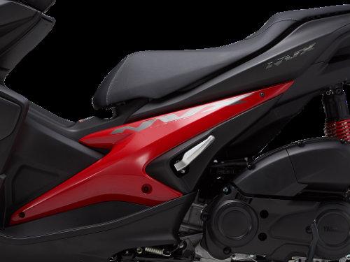 Yamaha NVX thêm loạt màu và cặp phuộc mới - 3