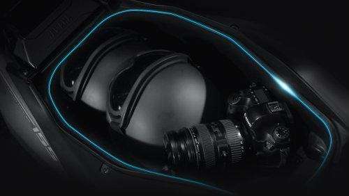 Yamaha NVX thêm loạt màu và cặp phuộc mới - 5