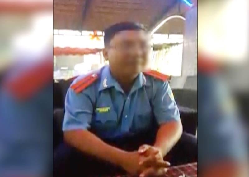 Làm rõ clip 1 TTGT Đồng Nai thú nhận 'làm luật' - 1