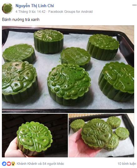 """Những loại bánh Trung thu đang khiến chị em """"phát cuồng"""" - 2"""