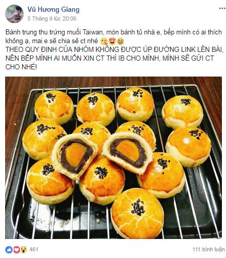 """Những loại bánh Trung thu đang khiến chị em """"phát cuồng"""" - 4"""