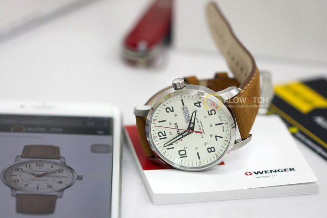 5 mẫu đồng hồ Thụy Sĩ khoảng giá 5 triệu đồng tại Alowatch - 2